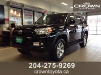 2013 TOYOTA 4RUNNER TRUE PRICE $37988.00 + TAXES OAC @CROWN TOY