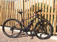 TREK Powerfly 7, Electric mountain bike (medium) 29er