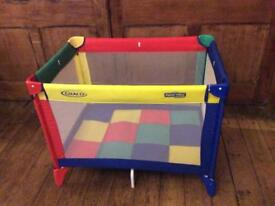 Travel cot, Graco Pack 'n Play Compact