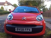 Citroen c1 in excellent condition £20 a year tax low insurance 6mths mot and tax