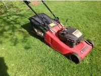Lawn mower Mountfield Empress 18