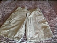 New with on tags men's 32 inch OAKLEY shorts