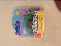 Peppa Pig weebles character