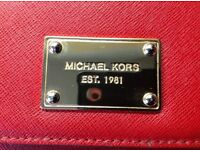 MICHAEL KORS LEATHER i.PAD COVER