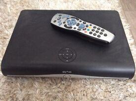 SKY TV BOX WITH REMOTE (SKY + HD)