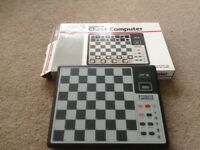 Chess computer game only used once
