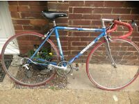 Very Rare Vintage V.Tilkin Road Bike 14 Speed