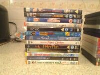 26 CHILDRENS dvds