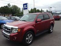 2008 Ford Escape 4X4 BAS KM