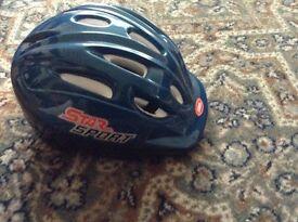 Bike,helmet,new ,boy 6-7yrs