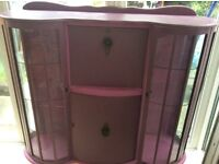 Drinks and cocktails cabinet- Free delivery