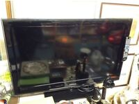 40 inch Samsung hd TV.