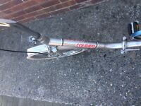 Vintage fold down bike in excellent condition