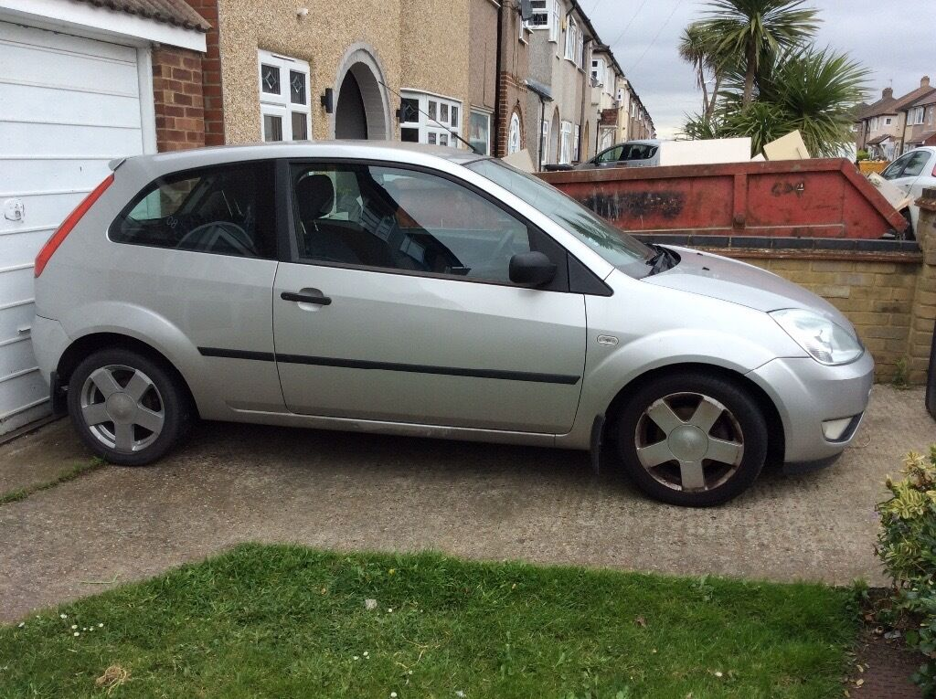ford fiesta 2005 1 4l diesel in dartford kent gumtree. Black Bedroom Furniture Sets. Home Design Ideas