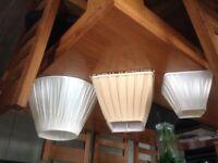Laura Ashley lampshades
