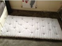 IKEA SULTAN TIMAN MATTRESS PAD & MATTRESS PROTECTOR FOR SINGLE BED