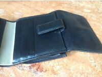 RADLEY Designer Leather Purse in Black VGC