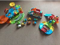 Toot toot garage and accessories