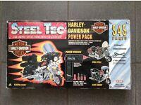 Harley Davidson steel tec like meccano