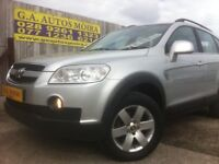 **CHEVROLET CAPTIVA VCDI LT 5S 2.0 DIESEL MANUAL ** !!!!!!