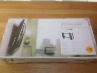 "TV wall bracket Omni Mount ULPT-M Ultra Low Profile Tilt Mount 26""-42"" flat TV panels £40 BNIB"