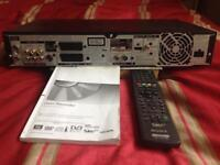 SONY Free View DVD Recorder RDR-HXD870