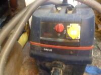 Bosch dust extractor