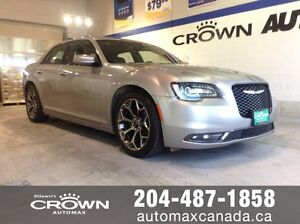 2016 Chrysler 300S *Navigation/Sunroof/USB and Bluetooth!