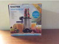 Salter - Deluxe Blender Set