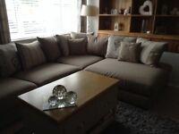 D F S Corner Sofa