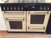Leisure Rangemaster 110 Gas Cooker in Cream (The Best Colour)