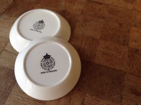 Pretty Royal Worcester sweet dishes