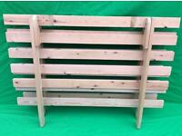 Fold away guest bed frame FREE DELIVERY PLYMOUTH AREA