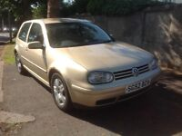 2002 Volkswagen Golf TDI 130 One Owner Full Service History