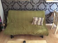 SOFA BED IN EXCELLENT CONDITION TO COLLECT FOR £95
