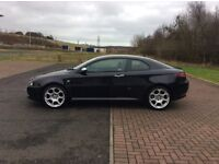 ALFA ROMEO GT BLACKLINE 1.9 JTDM 150 BHP(1 OWNER, LOW MILES, FSH, CLUTCH AND FLYWHEEL REPLACED)