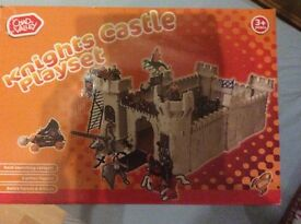 chad Valley Knights Castle
