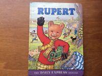 Rupert bear 1976 good condition