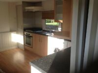 PARK HOME 37 ft x 11 ft with Double glazing, CH & bath!!!