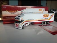 Corgi limited edition model lorrys 1:50 scale