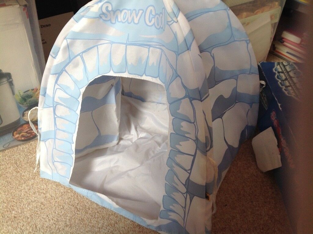 Build a bear snow cool igloo