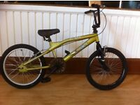 "BMX - refurbished Cobra: 20"" wheels, v-brake"
