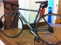 "Men's racer: fully refurbished 18"" Claudbutler San Rema- 24-speed, 700c"