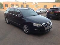 2007 VW Passat Automatic Diesel Good Condition with history and mot