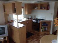 Caravan for hire 6 berth close to Stranraer South Ayrshire