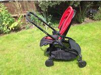 iCandy Raspberry pram/stroller/buggy