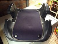 Child's car booster seat, 3 available