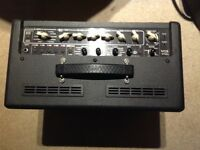 Vox VT40+ modelling guitar amp. Mint condition . New output valve.