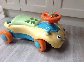 Ride on Toddler Toy