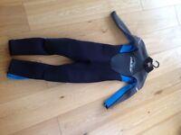 Alder children's wetsuit